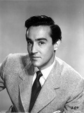 Vittorio Gassman Posed in Suit Portrait Photo by  Movie Star News