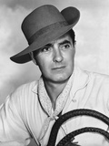 Tyrone Power in Formal Outfit With Hat Portrait Photo af Movie Star News
