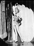 Virginia Mayo posed with Hand on Hip Photo by  Movie Star News