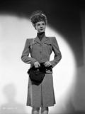 Vera Ellen on a Long Sleeve Dress Portrait Photo by  Movie Star News