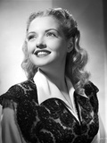 Virginia Patton on an Embroidered Top Portrait Photo by  Movie Star News