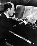 George Gershwin in Black Suit Photo by  Movie Star News