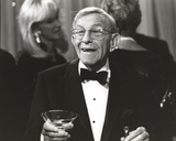 George Burns in Tuxedo Classic Portrait Photo by  Movie Star News