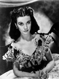 Vivien Leigh posed in Portrait Photo by  Movie Star News