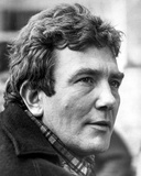 Albert Finney in Black Suit Photo by  Movie Star News