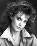 Catherine Stewart Portrait in Classic Photo by  Movie Star News