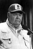 Jonathan Winters Posed in White Suit Photo by  Movie Star News