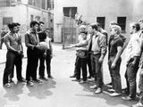 West Side Story People Wants to Play Street ball Photo by  Movie Star News