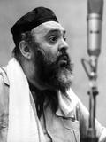 Zero Mostel in Muslim Attire Photo by  Movie Star News