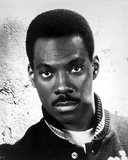 Eddie Murphy Close Up Portrait Photo by  Movie Star News