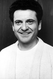 Joe Pesci smiling in White Shirt Photo by  Movie Star News