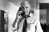 Martin Landau Answering Telephone in Formal Polo Photo by  Movie Star News