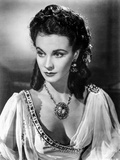 Vivien Leigh in Dress Photo by  Movie Star News