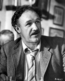 Gene Hackman Posed in Brown Suit Photo by  Movie Star News