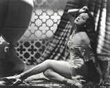 Dorothy Lamour Chained Hands and Feet in Classic with Heels Photo by  Movie Star News