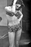 Doctor Strangelove Woman standing in Lingerie Outfit Photo by  Movie Star News
