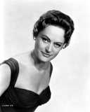 Alexis Smith Looking at the Camera wearing a Black Dress Photo af Movie Star News