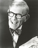 George Burns smiling in Tuxedo Classic Portrait Photo by  Movie Star News