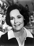 Teresa Wright Portrait in Blouse Photo by  Movie Star News
