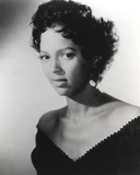 Dorothy Dandridge Portrait in Black and White Photo by  Movie Star News
