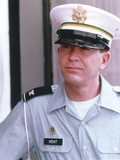 Timothy Hutton Posed in White Military Uniform Photo by  Movie Star News