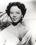 Dorothy Dandridge Portrait in Classic with Dress Photo by  Movie Star News