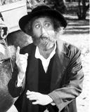 Gene Wilder Close Up Portrait Photo by  Movie Star News