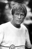 Nick Nolte in White Shirt Photo by  Movie Star News