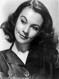 Vivien Leigh Posed with White Background Photo by  Movie Star News