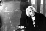 Christopher Lloyd in Black Suit Black and White Portrait Photo by  Movie Star News