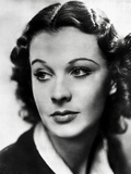 Vivien Leigh Posed with an Expressionless Face Photo by  Movie Star News