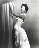 Dorothy Dandridge Posed in Classic with Gown Photo by  Movie Star News