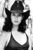 Debra Winger Portrait wearing Cowboy Hat Photo by  Movie Star News