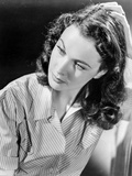 Vivien Leigh posed in Striped Shirt Photo by  Movie Star News
