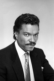 Billy Williams in Black Suit Photo by  Movie Star News