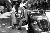 Audrey Hepburn and Eddie Albert Photo autor Movie Star News