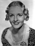 Virginia Pine on a Beaded Top Portrait Photo by  Movie Star News