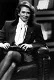 Candice Bergen Seated in Classic Photo by  Movie Star News