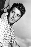 Burt Lancaster wearing a Checkered Polo Shirt Photo by  Movie Star News
