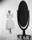 Sophia Loren in White Gown Photo by Bud Fraker