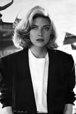 Kelly McGillis in Black Formal Outfit Photo by  Movie Star News