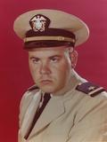 Tim Conway Posed in Pilot Uniform Photo by  Movie Star News
