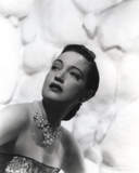Dorothy Lamour Looking Away in Classic Photo by  Movie Star News
