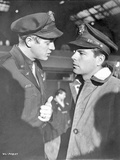 War Lover Two Men Talking Photo by  Movie Star News