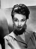 Vivien Leigh Close Up in Classic Portrait Photo by  Movie Star News