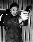 Gene Hackman Posed in Action With Pistol Photo by  Movie Star News