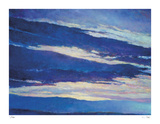 Blue Skyscape II Limited Edition by Ken Elliot