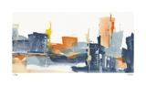 City Orange II Édition limitée par Chris Paschke