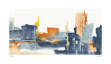 City Orange II Limited Edition by Chris Paschke