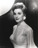 Debra Paget in Gown Black and White Portrait Photo by  Movie Star News